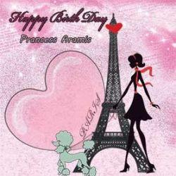 تم بنر تولد بزرگسال پاریس 26